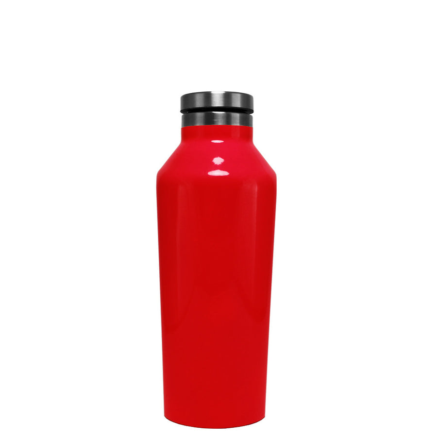 Corkcicle Red Gloss 9 oz Canteen