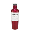 Corkcicle Red Translucent 16 oz Canteen