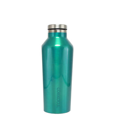 Corkcicle Teal Translucent 9 oz Canteen