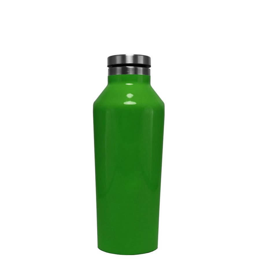 Corkcicle Tractor Green Gloss 9 oz Canteen