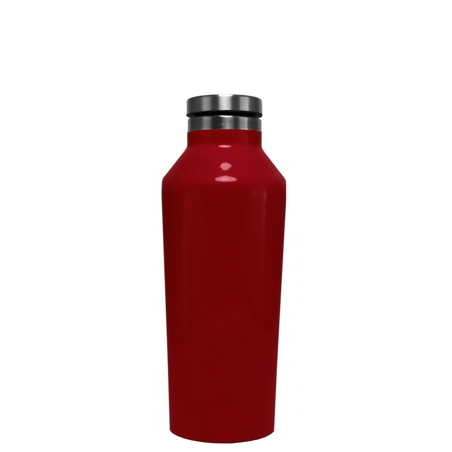 Corkcicle Vampire Red Gloss 9 oz Canteen