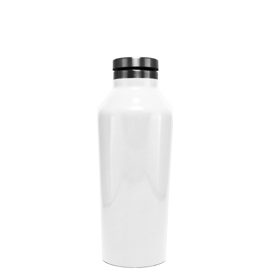 Corkcicle Pure White Gloss 9 oz Canteen