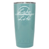 YETI Lake Life on Seafoam Gloss 20 oz Tumbler