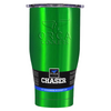 Custom ORCA 27 oz Green Translucent Design Your Own Chaser Tumbler