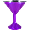 Orca Purple Translucent Chasertini 8 oz Tumbler