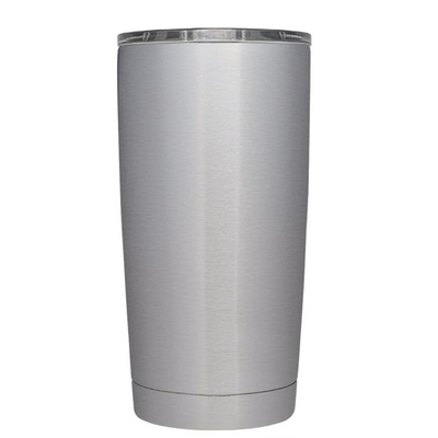 American Flag FireFighters on Stainless 20 oz Tumbler