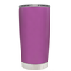 2018 Graduation Cap Monogram on Light Violet 20 oz Tumbler Cup