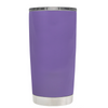 Do, or do not. There is not Try on Lavender 20 oz Graduation Tumbler