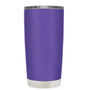 Beach Hair Tan Lines and Mermaid Vibes on Purple 20 oz Tumbler Cup