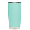 Be a Mermaid and Make Waves on Seafoam 20 oz Tumbler Cup