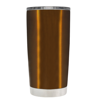 2018 Graduation Cap Monogram on Copper 20 oz Tumbler Cup
