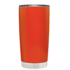 Class of 2018 on Vermilion 20 oz Graduation Tumbler