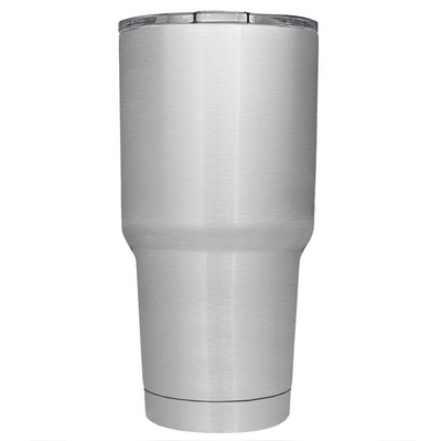 American Flag FireFighters on Stainless 30 oz Tumbler
