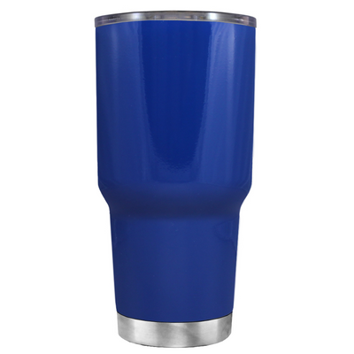 All Our Dreams on Blue 30 oz Graduation Tumbler