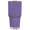 2018 Graduation Cap Monogram on Lavender 30 oz Tumbler Cup