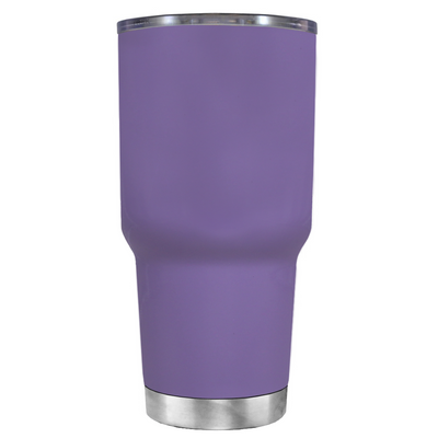 Be a Mermaid and Make Waves on Lavender 30 oz Tumbler Cup