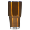 Beach Hair Tan Lines and Mermaid Vibes on Copper 30 oz Tumbler Cup