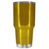 Be a Mermaid and Make Waves on Translucent Gold 30 oz Tumbler Cup