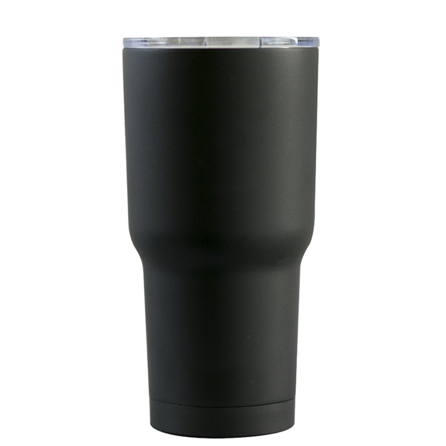 RTIC 20 oz Straight Outta Cheer Practice on Black Matte Cheerleader Tumbler