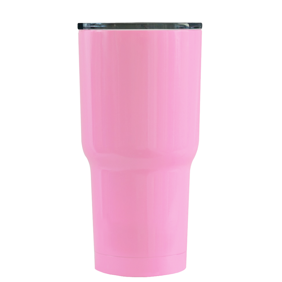 RTIC 20 oz I Can't Keep Calm I'm the Volleyball Coach on Pretty Pink Tumbler
