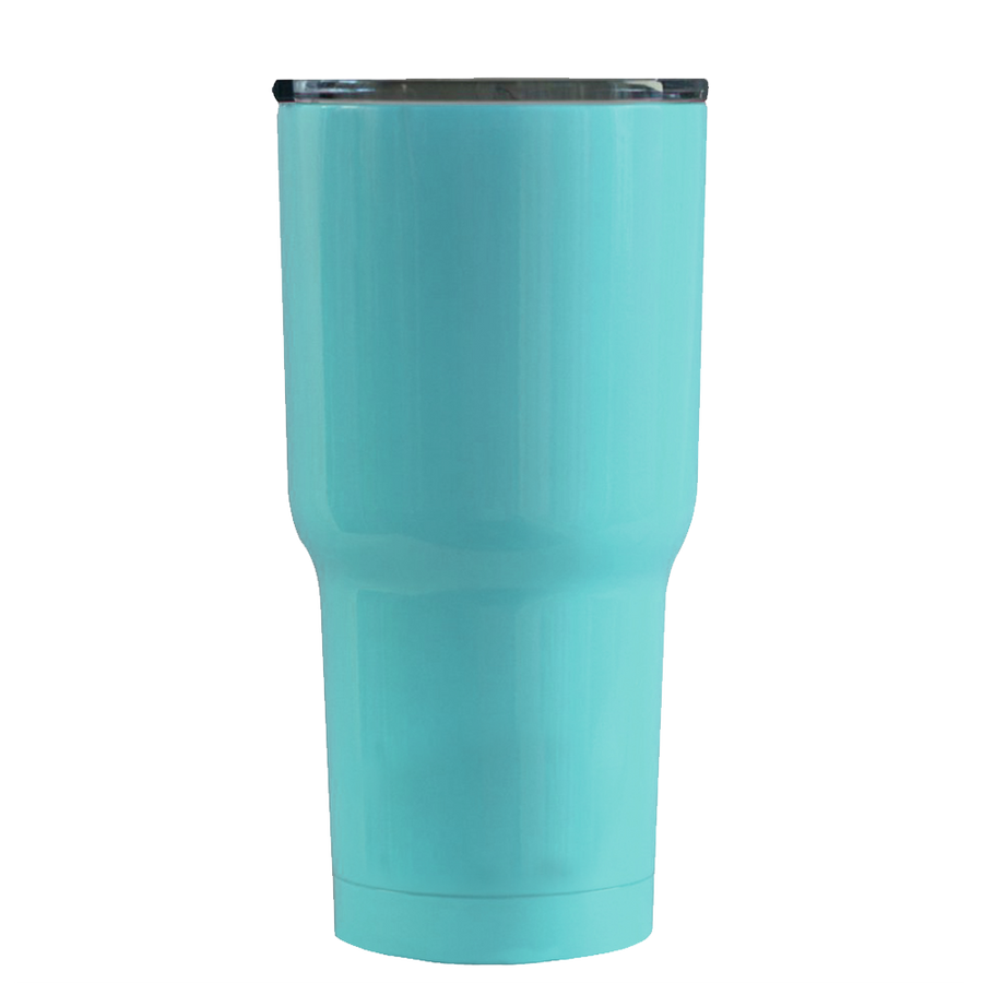 RTIC 20 oz Football What Boys do During Cheer Season on Seafoam Cheerleader Tumbler