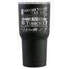 RTIC 30 oz I Know that I can be Difficult on Black Matte Tumbler