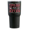 RTIC 30 oz Take Me as I Am on Black Matte Tumbler