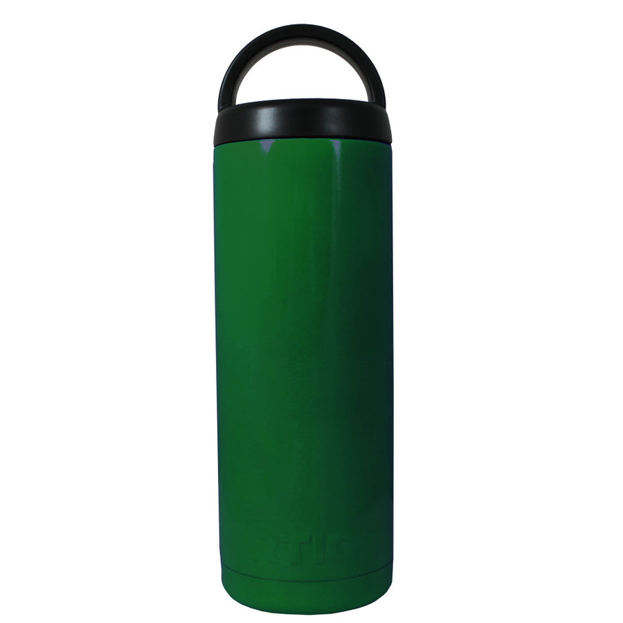 RTIC Tractor Green 18 oz Bottle