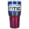 RTIC Blue Red Translucent Ombre Fade 20 oz Tumbler