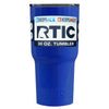 Custom RTIC 30 oz Blue Gloss Design Your Own Tumbler