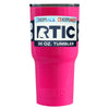 Custom RTIC 30 oz Hot Pink Gloss Design Your Own Tumbler