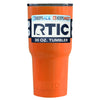 Custom RTIC 30 oz Orange Gloss Design Your Own Tumbler