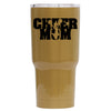 RTIC Cheer Mom on Gold 30 oz Tumbler - TrekTumblers