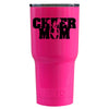 RTIC Cheer Mom on Hot Pink Gloss 30 oz Tumbler - TrekTumblers