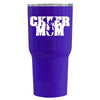 RTIC 30 oz Cheer Mom on Purple Gloss Tumbler
