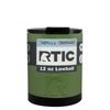 RTIC Army Green 12 oz Lowball Tumbler