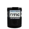 Custom RTIC 12 oz Black Gloss Create Your Own Tumbler