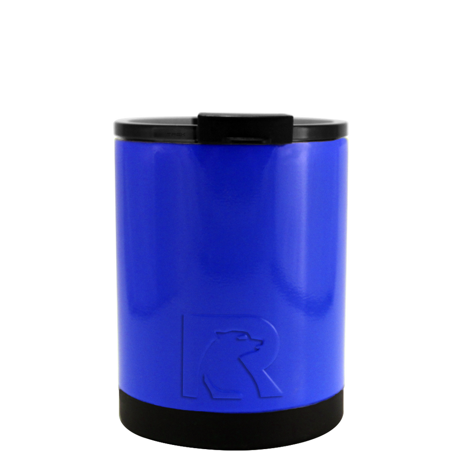 RTIC Blue Gloss 12 oz Lowball Tumbler