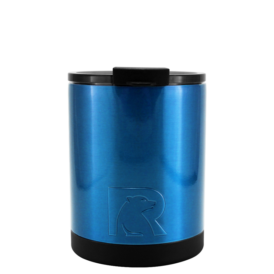 RTIC Blue Translucent 12 oz Lowball Tumbler