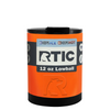 Custom RTIC 12 oz Bright Orange Create Your Own Tumbler