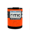 Custom RTIC 12 oz Orange Gloss Create Your Own Tumbler