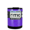 Custom RTIC 12 oz Purple Gloss Create Your Own Tumbler