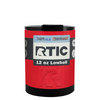 Custom RTIC 12 oz Red Gloss Create Your Own Tumbler