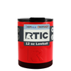 RTIC Red Gloss 12 oz Lowball Tumbler