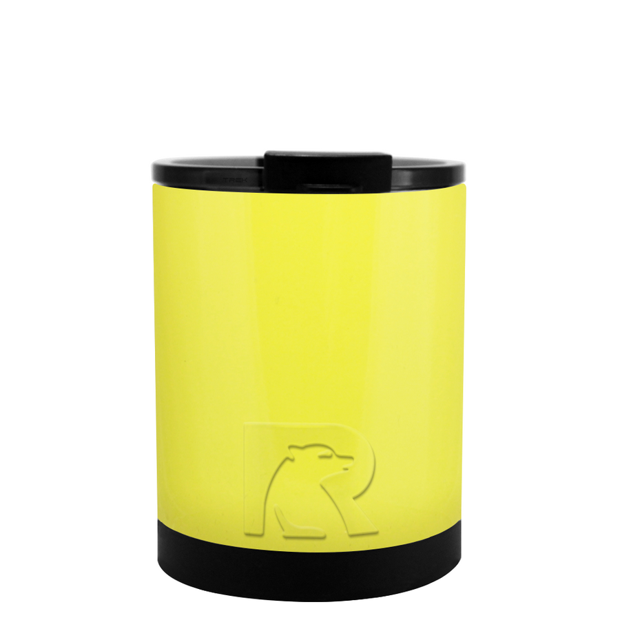 Custom RTIC 12 oz Sunshine Yellow Create Your Own Tumbler