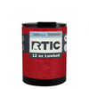 Custom RTIC 12 oz Vampire Red Design Your Own Lowball