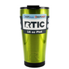 RTIC Candy Apple Green 16 oz Pint Tumbler