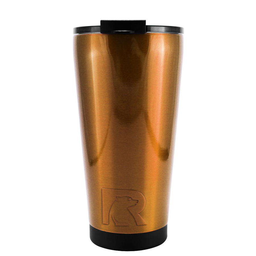 RTIC Copper Translucent 16 oz Pint Tumbler