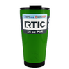 RTIC Kelly Green Gloss 16 oz Pint Tumbler