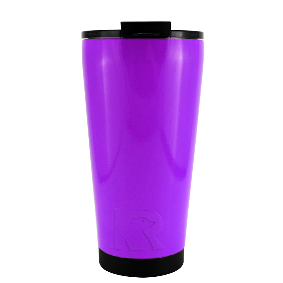 RTIC Purple Gloss 16 oz Pint Tumbler